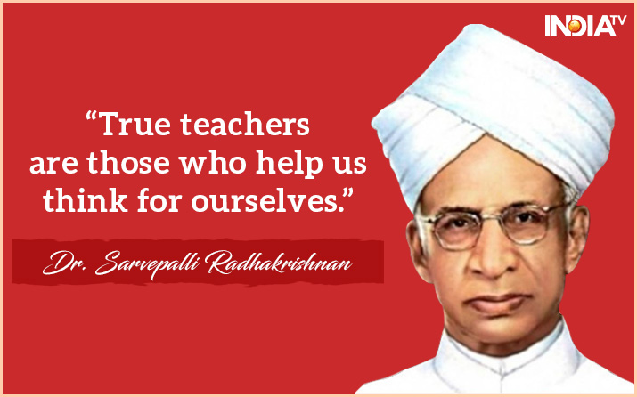 teachers day essay for students
