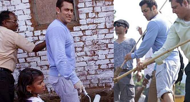 salman khan on swatchh bharat mission