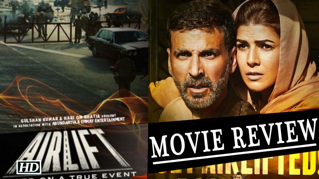 Capture airlift film with akshay kumar