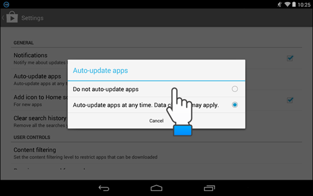 auto update apps-newsmahal