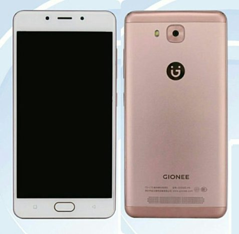 Gionee specifications5