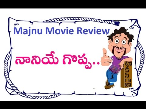 majnu telugu movie review