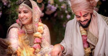 Virat kohli marriage images