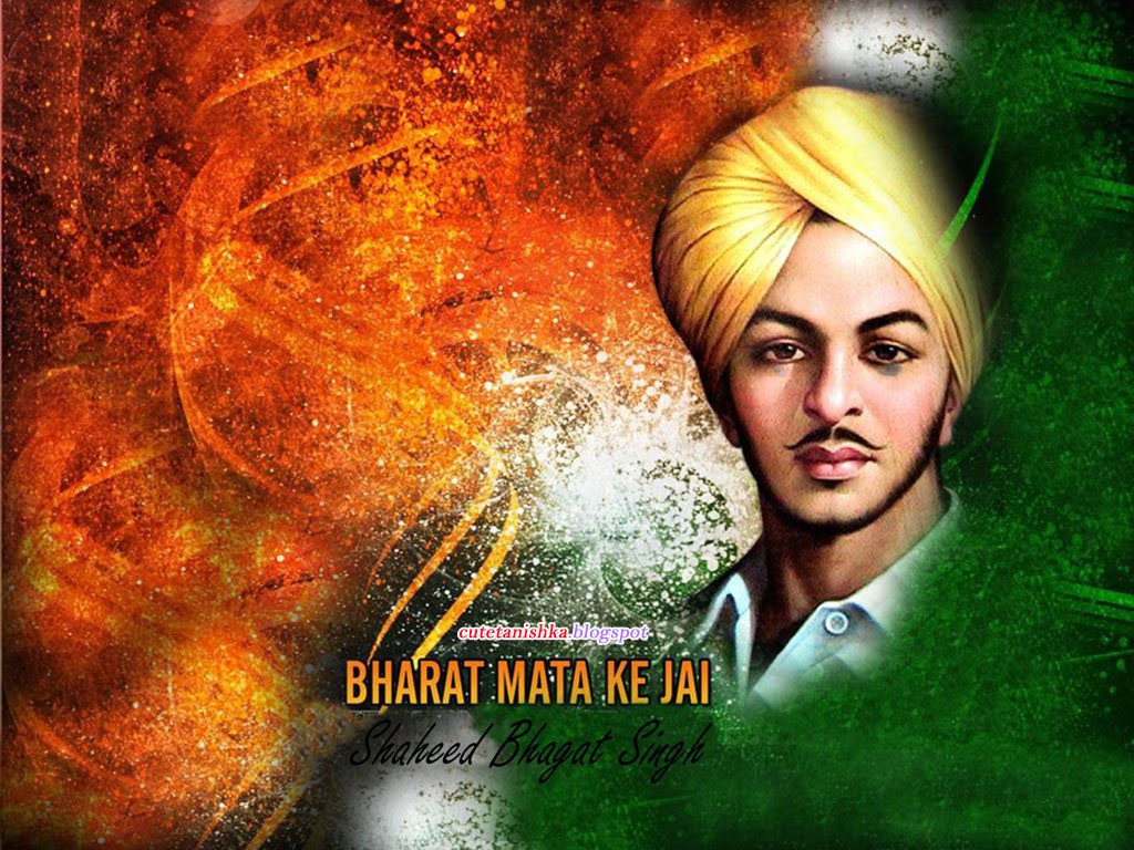 bhagat singh hd wallpapers