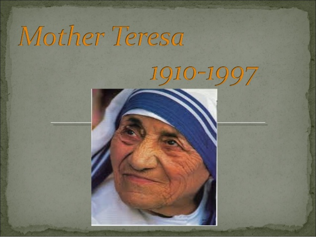 Fraud Teresa Trending at Twitter Unknown Shocking Facts about Mother Teresa